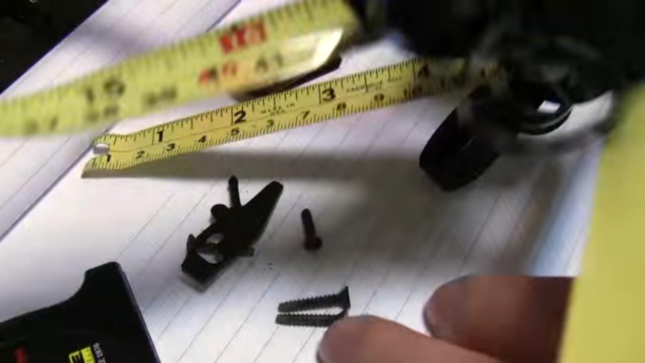 Craftsman Tape Measure Repair Fixing Broken Measuring Tape Montage