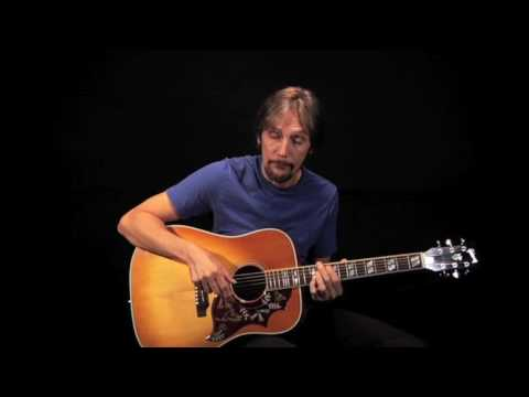 The Beatles  - Blackbird - Lesson by Mike Pachelli