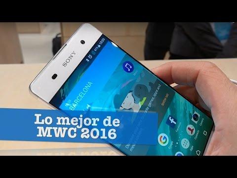 Los dispositivos de Mobile World Congress 2016 en resumen