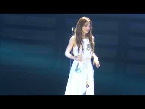 180520 TAEYEON (태연) - Talk1 + Feel So Fine + Fine + Talk2 + I @Wonder K Concert in HK