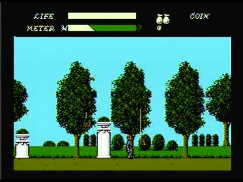 Dr. Jekyll and Mr. Hyde NES Full No Death Play Through with