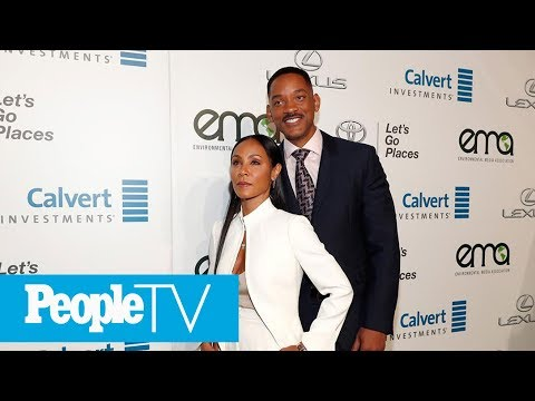 Will & Jada Pinkett Smith Call Themselves 'Life Partners' Rather Than Married | PeopleTV
