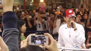 [3/9] เป๊ก ผลิตโชค - ใจหนึ่งก็รัก อีกใจก็เจ็บ  @The Mall Bangkapi