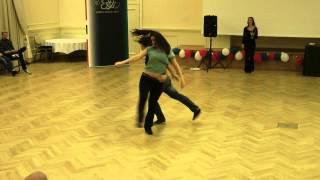 Norway Westie Fest 2014 Teacher Show Maxence Martin & Virginie Grondin