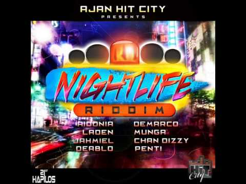 NightLife riddim 2014 mix!! (Dj CashMoney) [FULL VERSION]