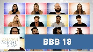 Conheça os participantes do BBB 18!