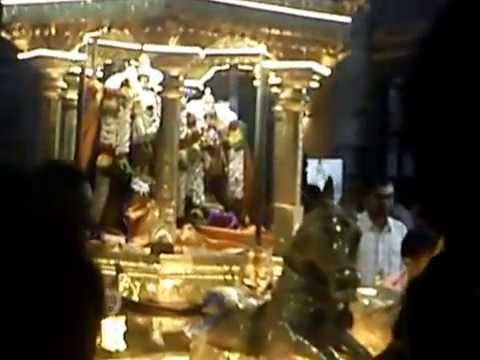 Golden Car - Thiruchendur Murugan Temple