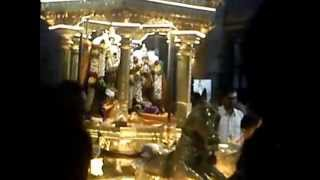 Golden Car - Thiruchendur Murugan Temple