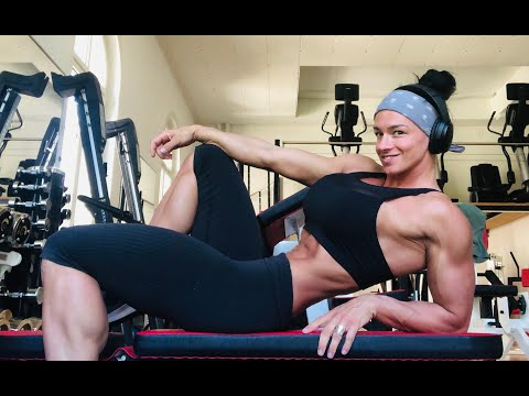 6 PACK ABS Workout | How to get perfect Abs with Cindy Landolt Personal Trainer (PLUS Free E-Book)