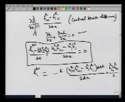 Lecture 29 - Water Resources  Engineering