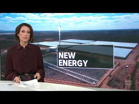 Port Augusta Australia's Renewable Energy Capital, ABC, 05/10/2018