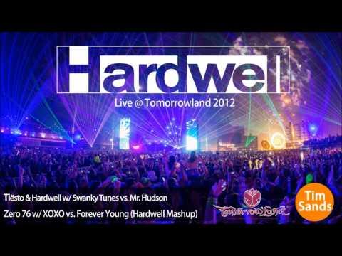 Hardwell Live @ Tomorrowland 2012 - Full Set + Download