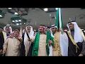 Tarian Pedang Raja Salman yang membuatnya begitu dicintai Rakyat Arab