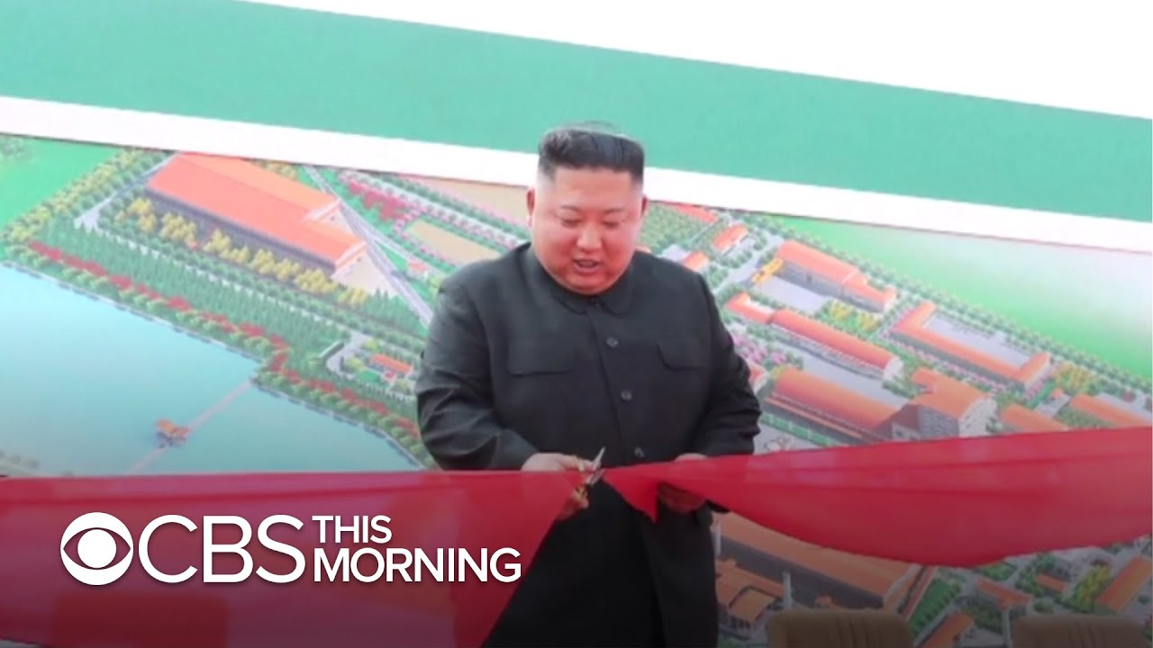 Kim Jong Un reappears in public after weeks of speculation, North Korean media reports