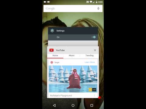 Android Screen Pinning Child Lock