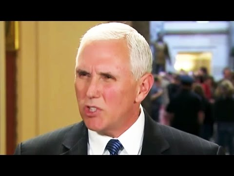 Get Used To Hearing This From Mike Pence: Firing James Comey Was 'Right Thing At The Right Time'