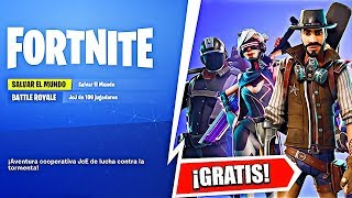 How to Get Fortnite SAVE THE WORLD FOR FREE! (Release date)