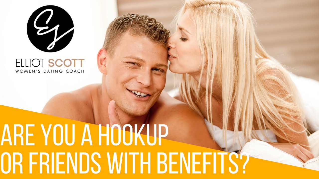 Are you hookup or just friends