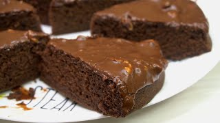 Меня потряс этот шоколадный торт Не думала что так можно было Всего 3 ингредиента