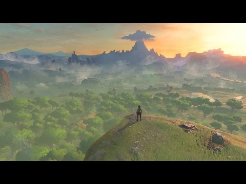 The Legend Of Zelda - Breath of the Wild (Review) German, deutsch