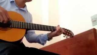 Em đã quên anh - Ku Minh cover ( Classic Guitar )