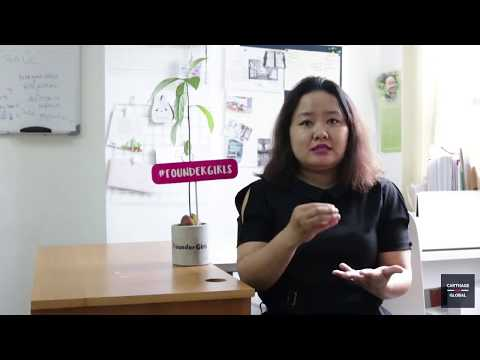 Interview with Angela Le of Foundergirls Capital, the 1st VC firm for Vietnamese women