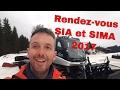 Rendez-vous au SIMA ET SIA 2017 video & mp3