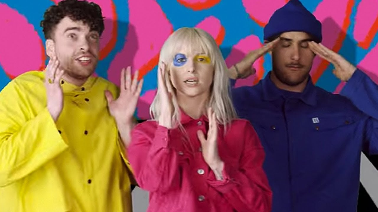 Paramore Music Videos but it's just the song titles - YouTube