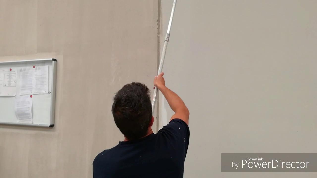 Come Pitturare Le Pareti Di Una Scala Interna come rifilare le pareti alte senza scala
