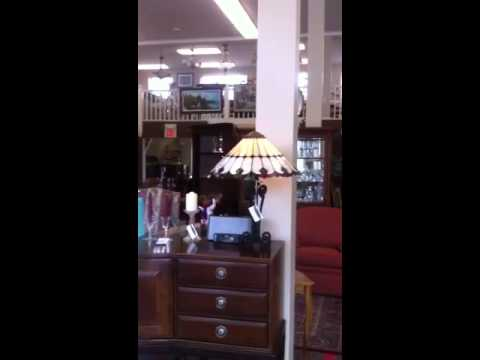 Gillette Furniture Consignment Wethersfield Store Video -