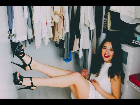 MY CLOSET TOUR + Jewelry Collection!