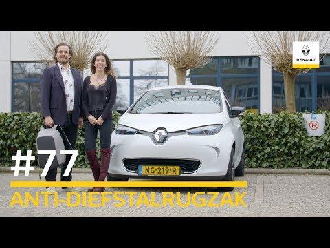 Renault Life - Een last van je schouders met de Bobby rugzak #77