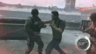 The Bourne Conspiracy - vídeo análise UOL Jogos