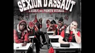 11 - Rien ne t'appartient  - Sexion d'Assaut [Album - L'Ecole des points vitaux]