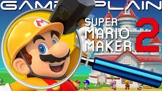 Super Mario Maker 2 Direct ANALYSIS: Story Mode