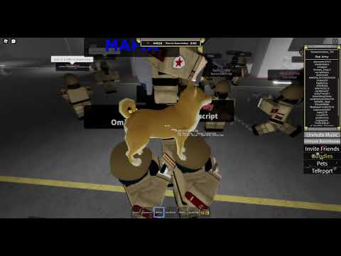 Military Simulator Script