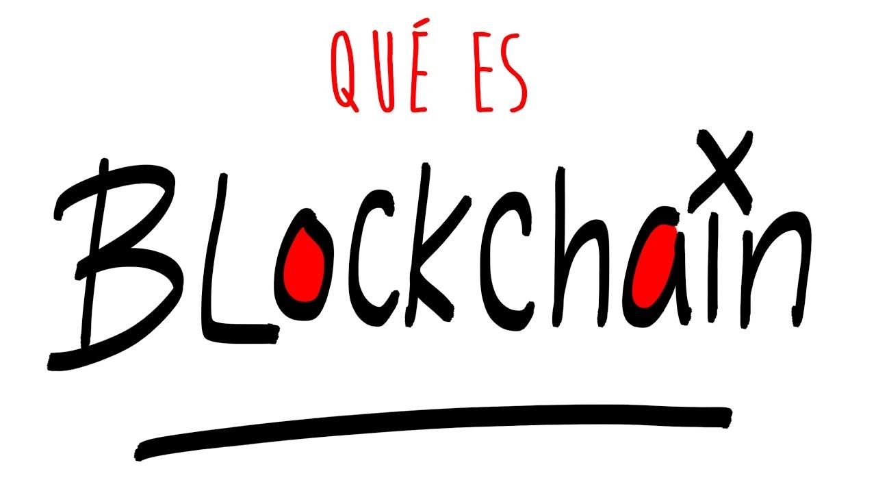 ¿Qué es el Blockchain? Explicación simple | Gina Tost