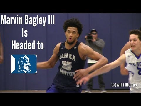 Will Marvin Bagley and Coach Mike Krzyzewski Win the National Championship for Duke?