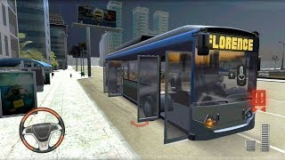 Bus Simulator 2018 #5 - Real Bus Driver - Android Gameplay FHD