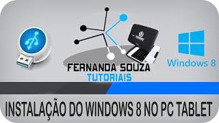 Como Formatar O Pc Tablet do Governo da Cce Para Instalar o Windows 8.