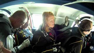 Vanessa Lakatos AFF with Infinite Skydiving