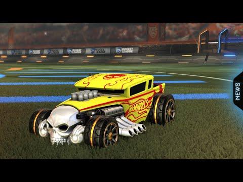 Personal Best Record In Rocket League Hot Wheels Season | Rocket League | GameReBorn |