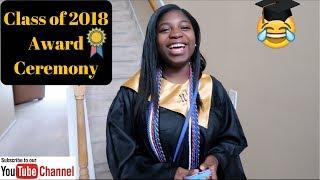 CLASS OF 2018 SENIOR AWARDS CEREMONY   CONGRATULATIONS !!