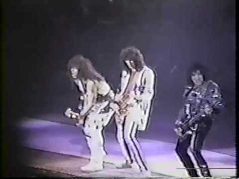 Kiss: Cleveland, OH 1988-01-15