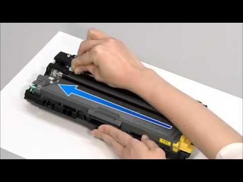 How do I clean corona wire - MFC9130CW, MFC9330CDW, MFC9340CDW