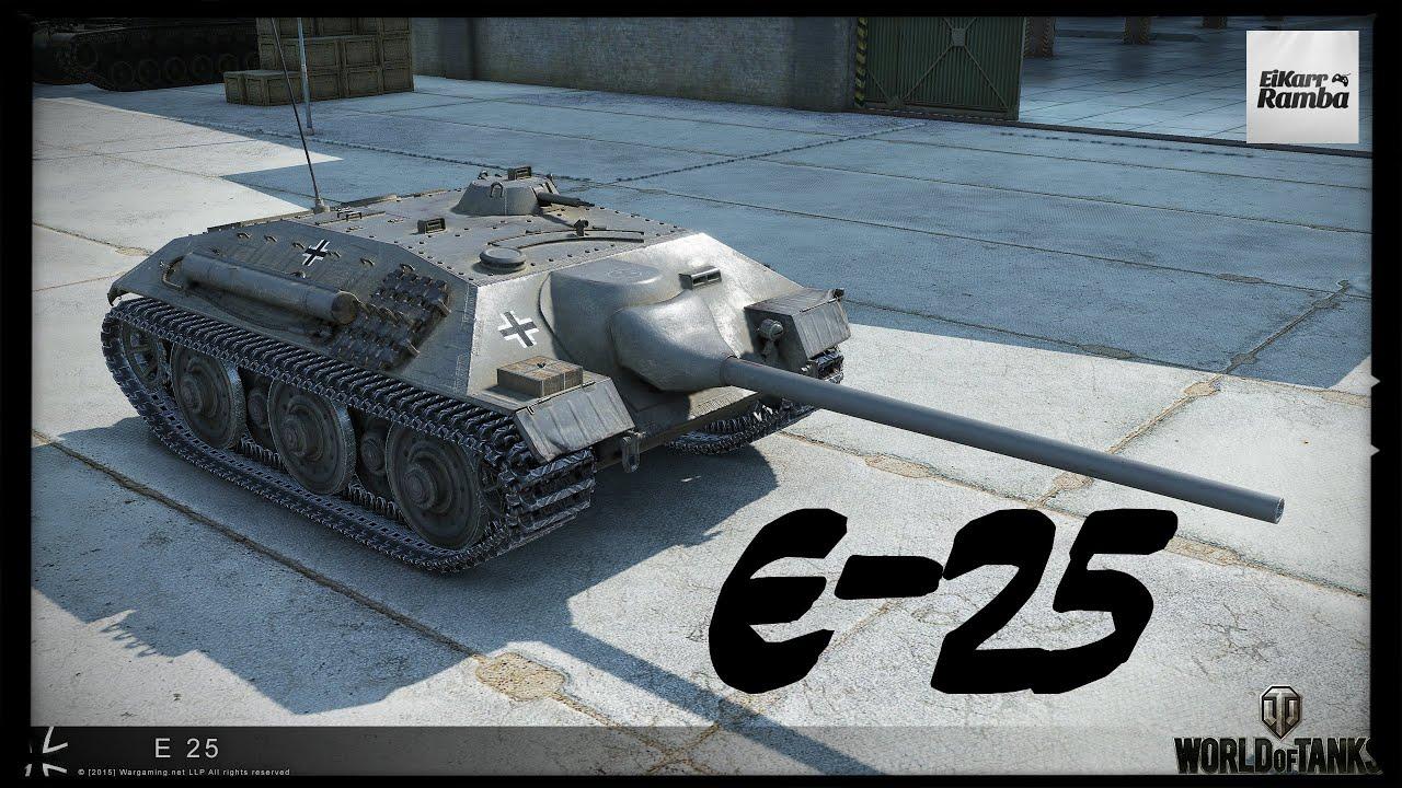 e-25 wot matchmaking