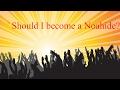 Should I become a noahide?