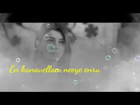 Sun raha hai in tamil... Lyrical love video for whatsapp status