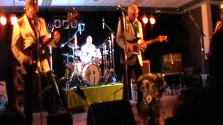Jumping Jewels Revival Band - San Anthony rose