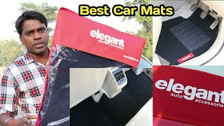 New Floor Mats For DZIRE | Dzire 2017 | Elegant Auto Accesories | Best Car Mats
